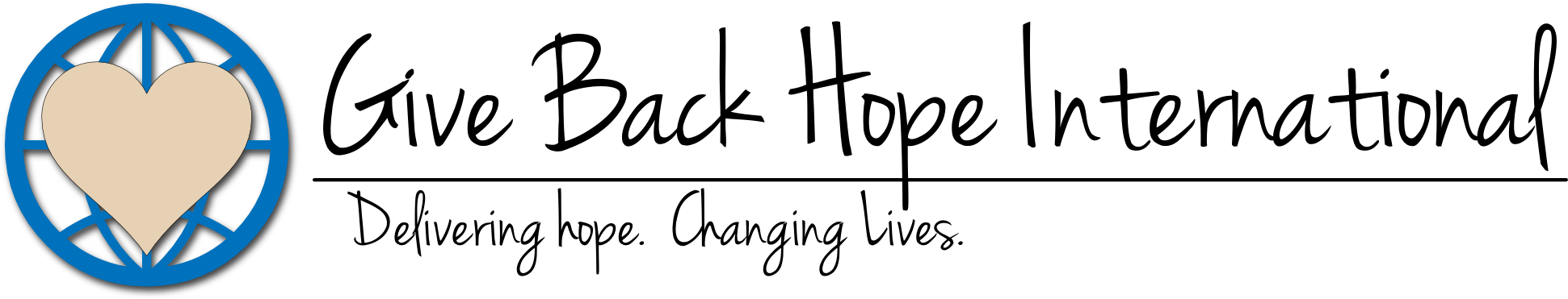 Give Back Hope Logo